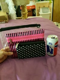 3 pack cosmetic bags Edmonton, T5S 1T5