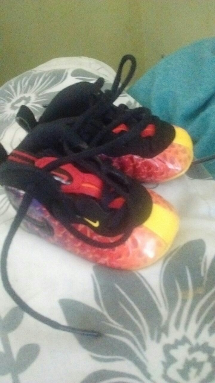 purchase cheap 356bc 9b376 ... promo code for nike air foamposite pro asteroid infant 3d4f5 6b548