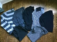 Lot of size Large sweaters -$25 Toronto, M6R 1Z8