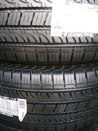 265/70-17 #2 tires  Springfield, 22153