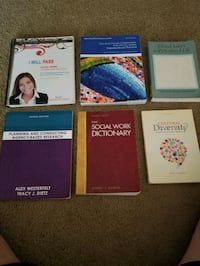 Social Work Books Youngstown, 44515