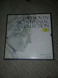 Vinyl Record Collection BEETHOVEN