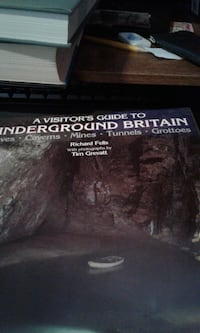 A VISITOR'S GUIDE TO UNDERGROUND BRITAIN