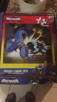 Batman puzzle 24 pieces Pickering, L1V