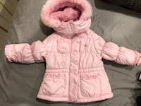 Babygirl Winter Coat-18mo Rockville, 20853