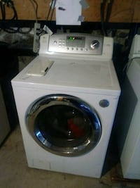 white front-load clothes washer Waterbury, 06704