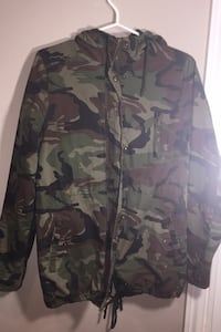 Army Windbreaker Jacket