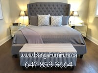 DIRECT CANADIAN BED FRAME & MATTRESS FACTORY! Oakville, L6H