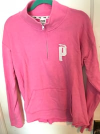 Victoria's Secret Pink Crewneck Zip Winnipeg, R3M 1A8