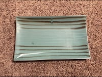 Brand new ceramic decorative tray 13.5x8.5 Regina, S4R 3P4