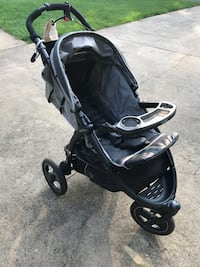 2016 Peg Perego Book Cross Stroller 25 km