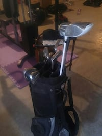 Rh dynacraft irons and mixed woods Winnipeg, R3B