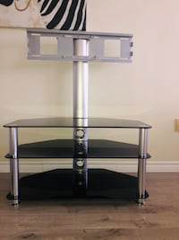 Tempered glass TV stand with mount Richmond Hill, L4B 3P2