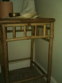 All Bamboo Side Tables (2)