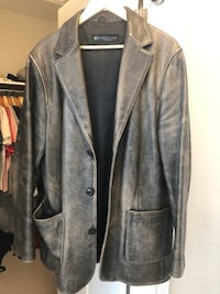 Vintage Kenneth Cole leather Jacket Ottawa, K1G 6C5