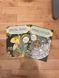 Brand new coloring books  Mississauga, L5N 7W3