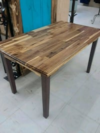 Custom made wooden coffee table & end tables Regina, S4N 0X9