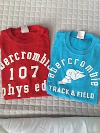 Kids Abercrombie both in size Large. $15.00 each  Vaughan, L4H 3A5
