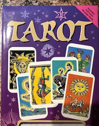 Tarot Cards - Cleansed and Blessed. Edmonton, T6H