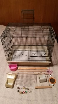 Bird Cage with Accessories Oxon Hill