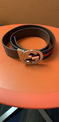 Brown Gucci belt size 42 College Park, 20740