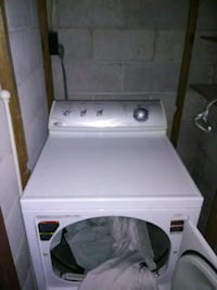 white front-load dryer Pensacola, 32503