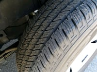 P 245 75 r16 109s Hankook Dynapro ht truck tires Passaic County, 07420