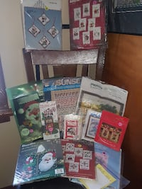 LARGE  LOT of Needle Point Crafting Kits   Almost  Edmonton