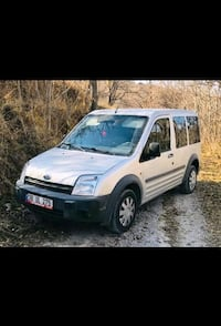 Ford - Tourneo Connect - 2004 8999 km