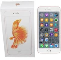 rose gold iPhone 6s with box null