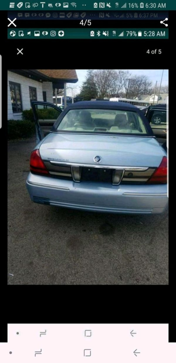 Mercury - Grand Marquis - 2008 0