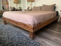 Urban Outfitters Queen Bed Frame Los Angeles, 90034