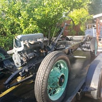 1931 Chevy Rolling Chassis