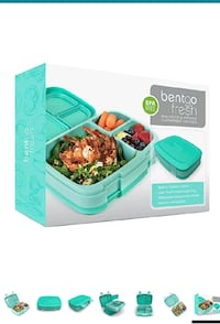 NEW green Bentgo lunch box Oakton, 22124