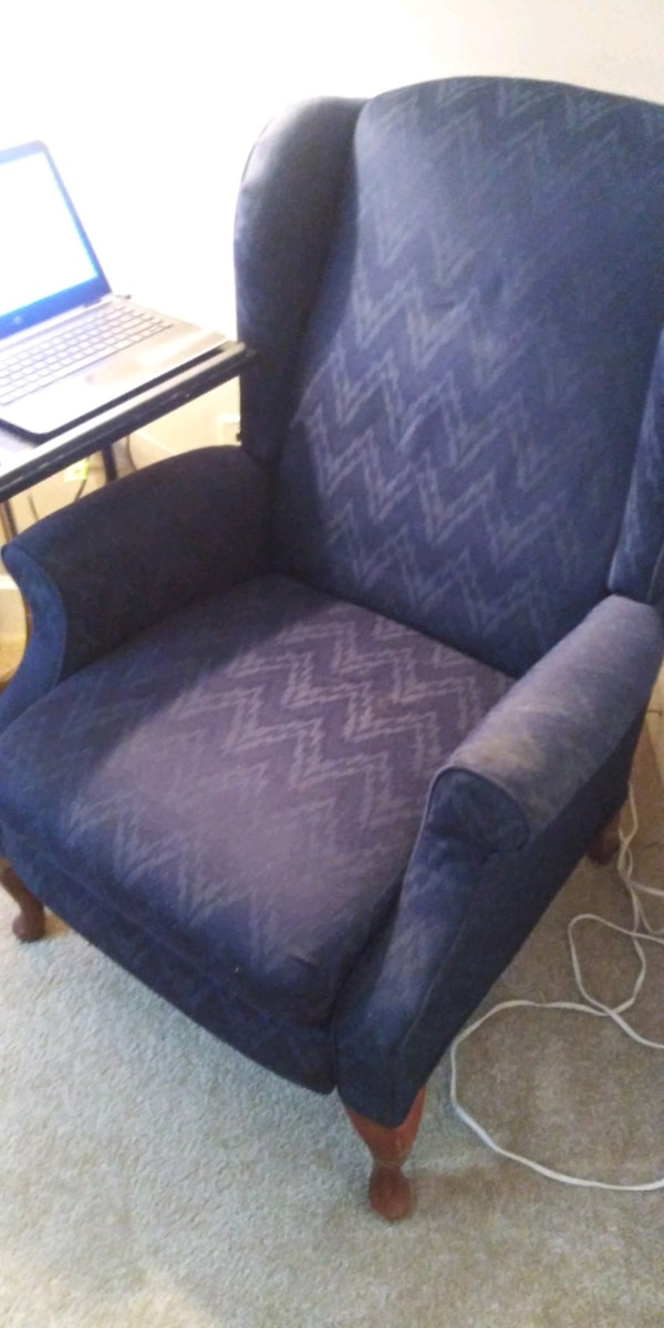 Fantastic Royal Blue Chair With Recliner Glider Ocoug Best Dining Table And Chair Ideas Images Ocougorg