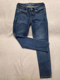Maong pants (Aeropostale) for women Mississauga, L5A 3E3