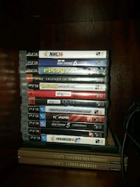 PS3 Games 539 km