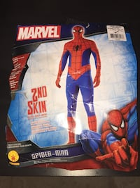 SPIDER-MAN COSTUME - BRAND NEW