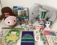 Brand New Plush Toys, Stationary, Disney Figurines, etc Cambridge