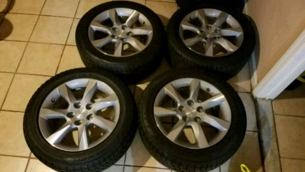 Used Acura TL Wheels Almost New For Sale In Perth Amboy Letgo - Acura tl rims for sale