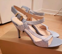 *NEW * SEXY Baby Blue highheel size 8.5-9 Longueuil