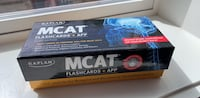 Kaplan MCAT flashcards Houston, 77004
