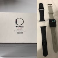 Apple Watch with black sports band Arlington, 22209