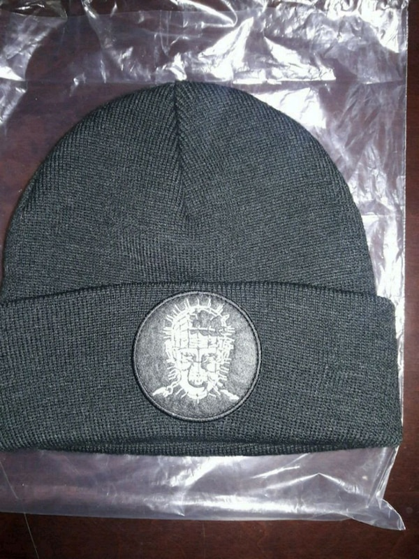 6ed511ae Used Supreme/Hellraiser beanie for sale in Pasadena - letgo