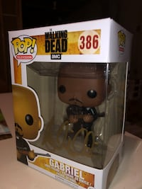 Funko POP! The Walking Dead Gabriel signed  Bay Shore, 11706