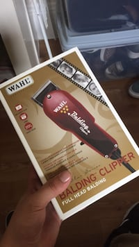 Never used! Wahl balding clippers San Francisco, 94123