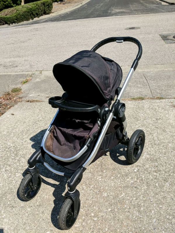 Baby Jogger City Select Stroller W Accessories