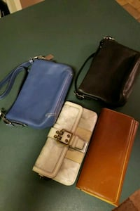 Set of Coach purses/clutches Middletown, 21769