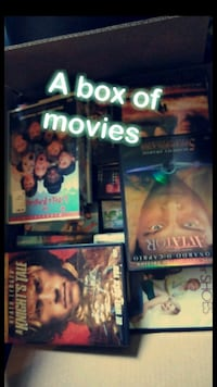 Movies a box of them  Spanaway, 98387