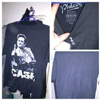 Johnny Cash black t-shirt London, N6H 1M9